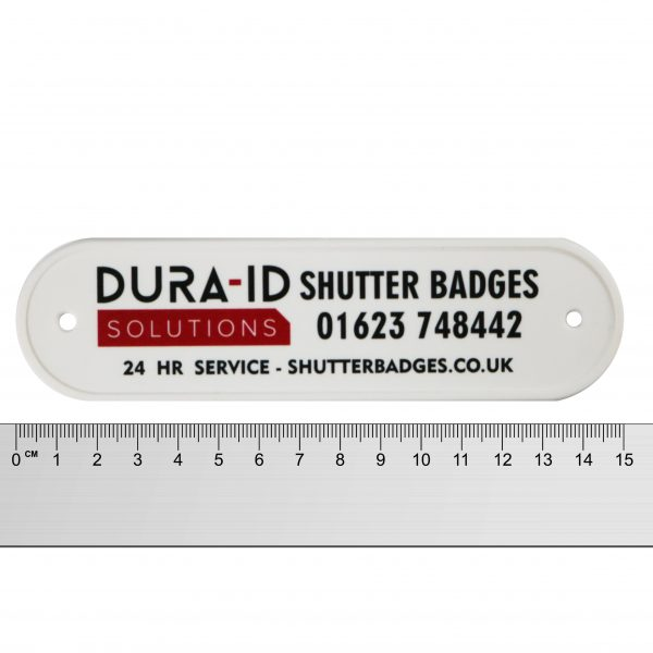 Standard Digital Shutter Badge